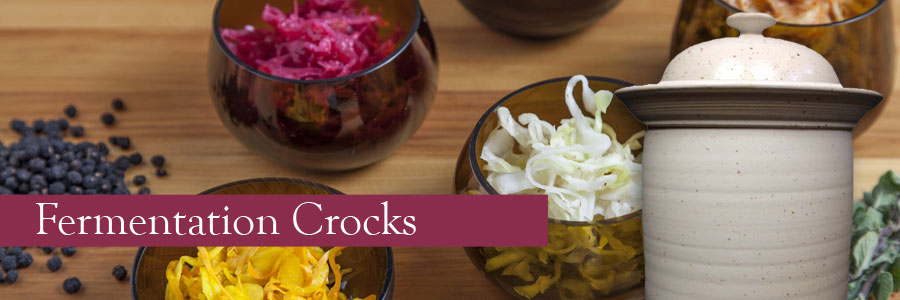 Fermentation Crocks