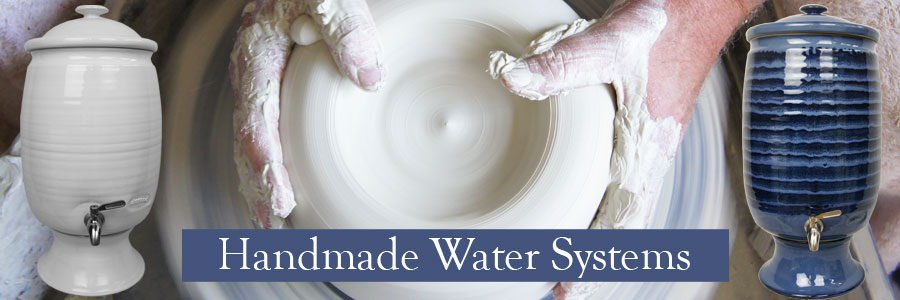 Handmade Ceramic Filter Systems