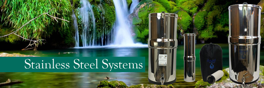 Stainless Steel Filter Systems