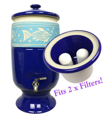 Deluxe Twin Filter Water Systems
