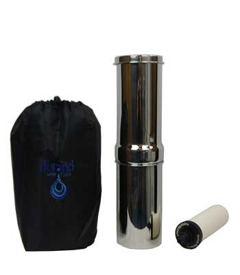2 Litre Stainless Steel Travel System